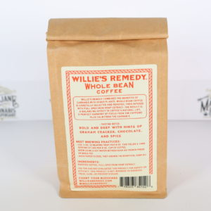 CBD Willie's Remedy Dark Roast Coffee 250mg