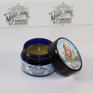 Mary Jane's Salve 120mgTHC/40mgCBD